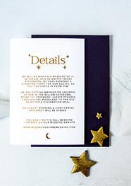 Cosmic Love Details Card