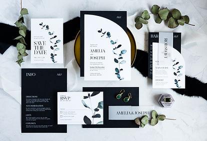 Modern Eucalyptus Wedding Stationery Suite.jpg