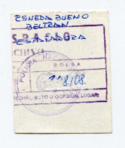 ESNEDA ESTAFADORA