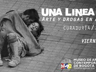 UNA LINEA DE POLVO. Arte y Drogas en America Latina