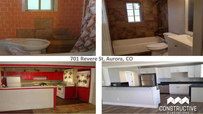 Before & After - Aurora, CO