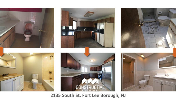 Before & After - Fort Lee Borough, NJ
