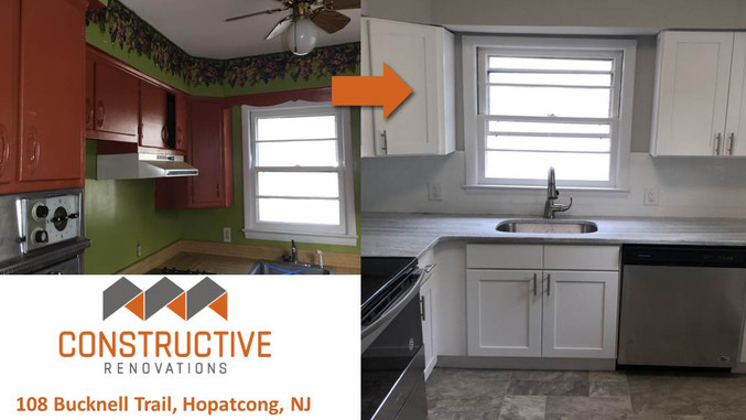 Before & After - Hopatcong, NJ