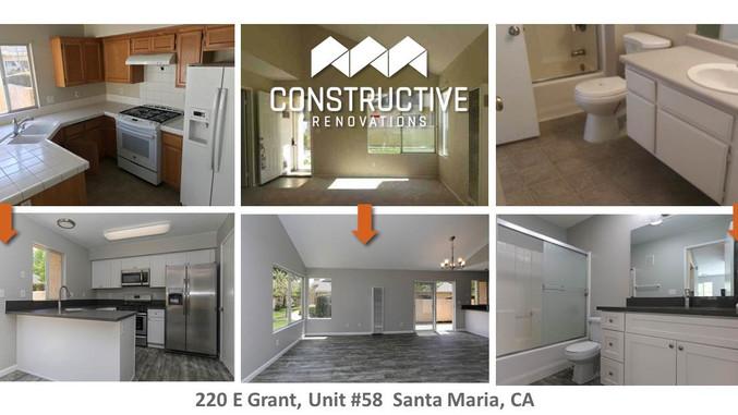 Before & After - Santa Maria, CA
