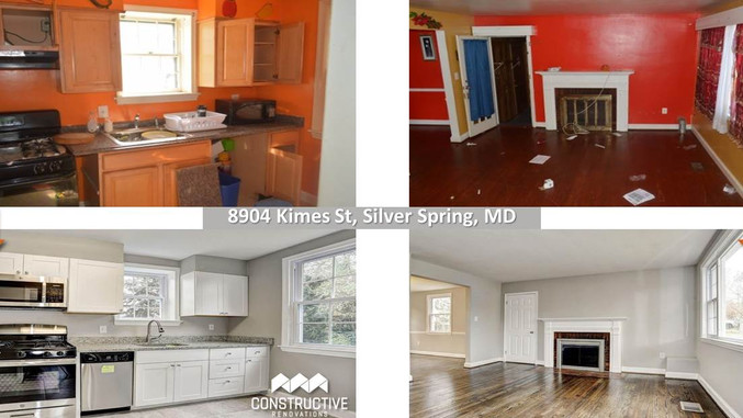 Before & After - Silver Spring, MD