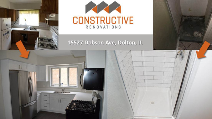 Before & After - Dolton, IL