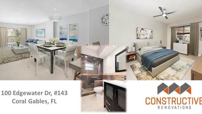 Beautifully Renovated - Coral Gables, FL