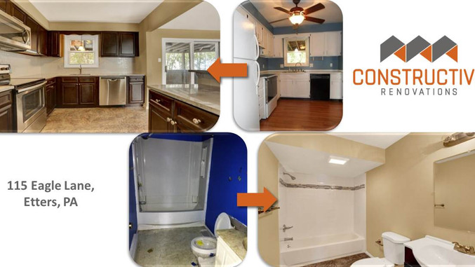 Before & After - Etters, PA