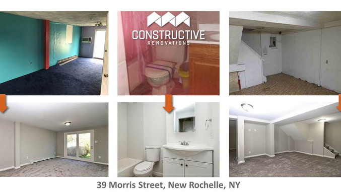 Before & After - New Rochelle, NY