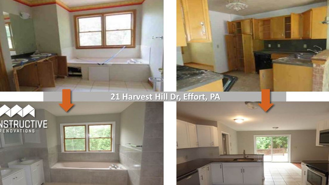 Before & After - Effort, PA