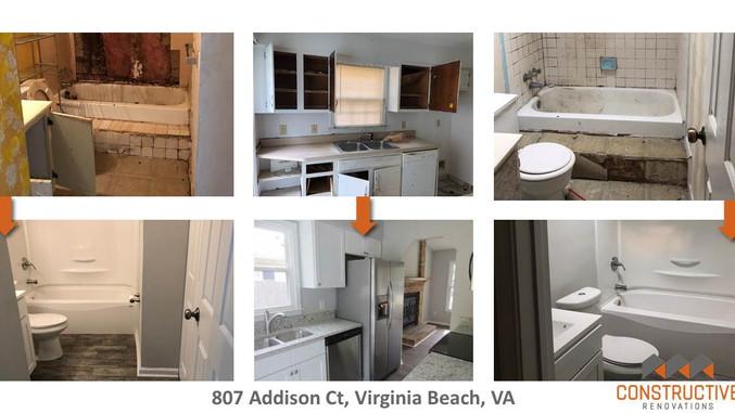 Before & After - Virginia Beach, VA