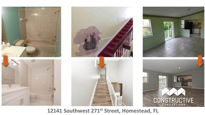 Before & After - Homestead, FL
