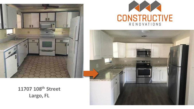 Before & After - Largo, FL
