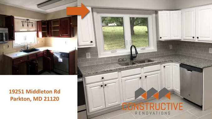 Before & After - Parkton, MD