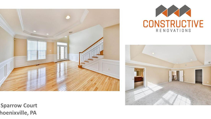 Another Great Renovation - Phoenixville, PA