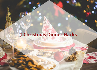 7 Simple Christmas dinner hacks so you can spend more time with baby