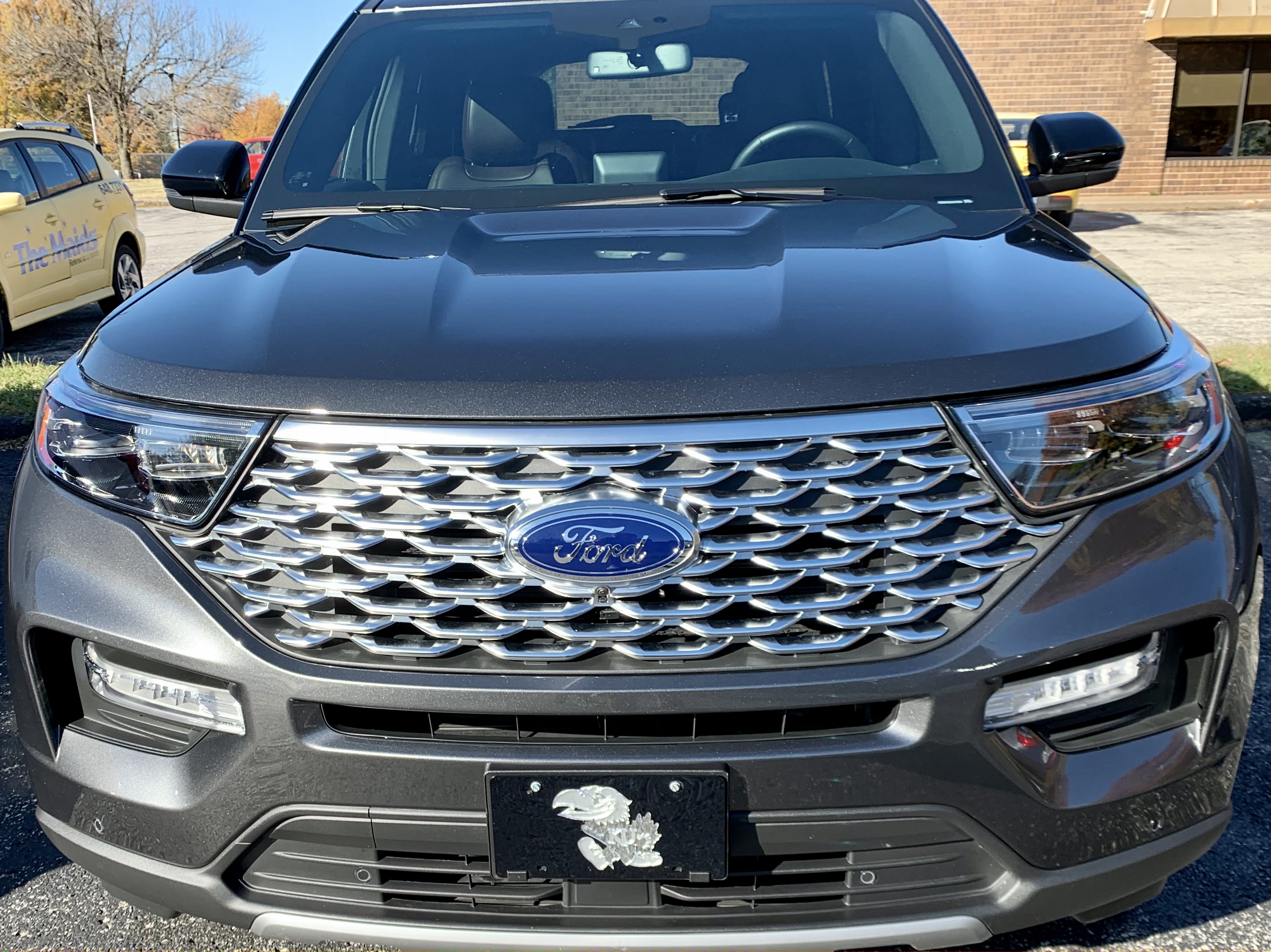 bumper paint protection film Overland Park ks