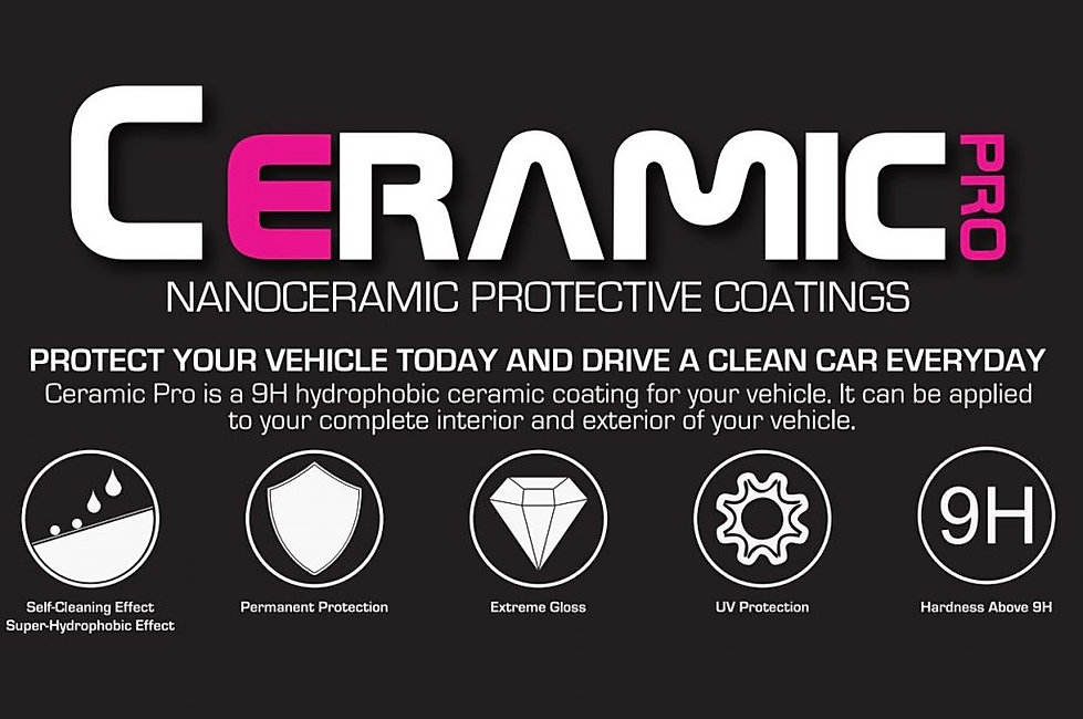 ceramic pro ceramic coatings kansas city