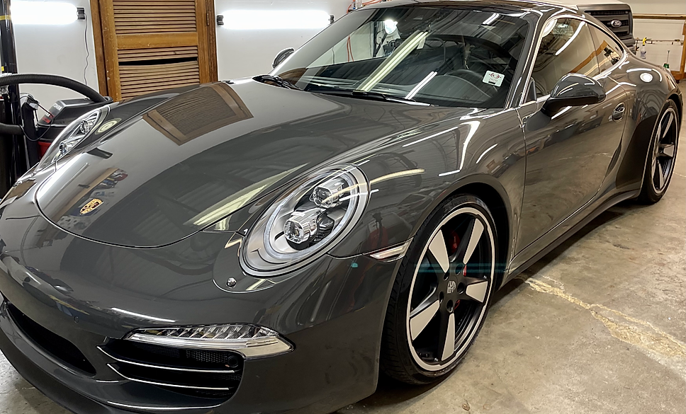 ceramic pro ceramic coating porsche kansas city