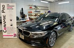 ceramic coating Kansas City BMW