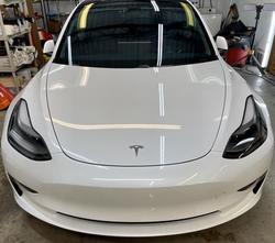 Tesla model 3 paint protection