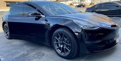 Kansas City Tesla window tinting