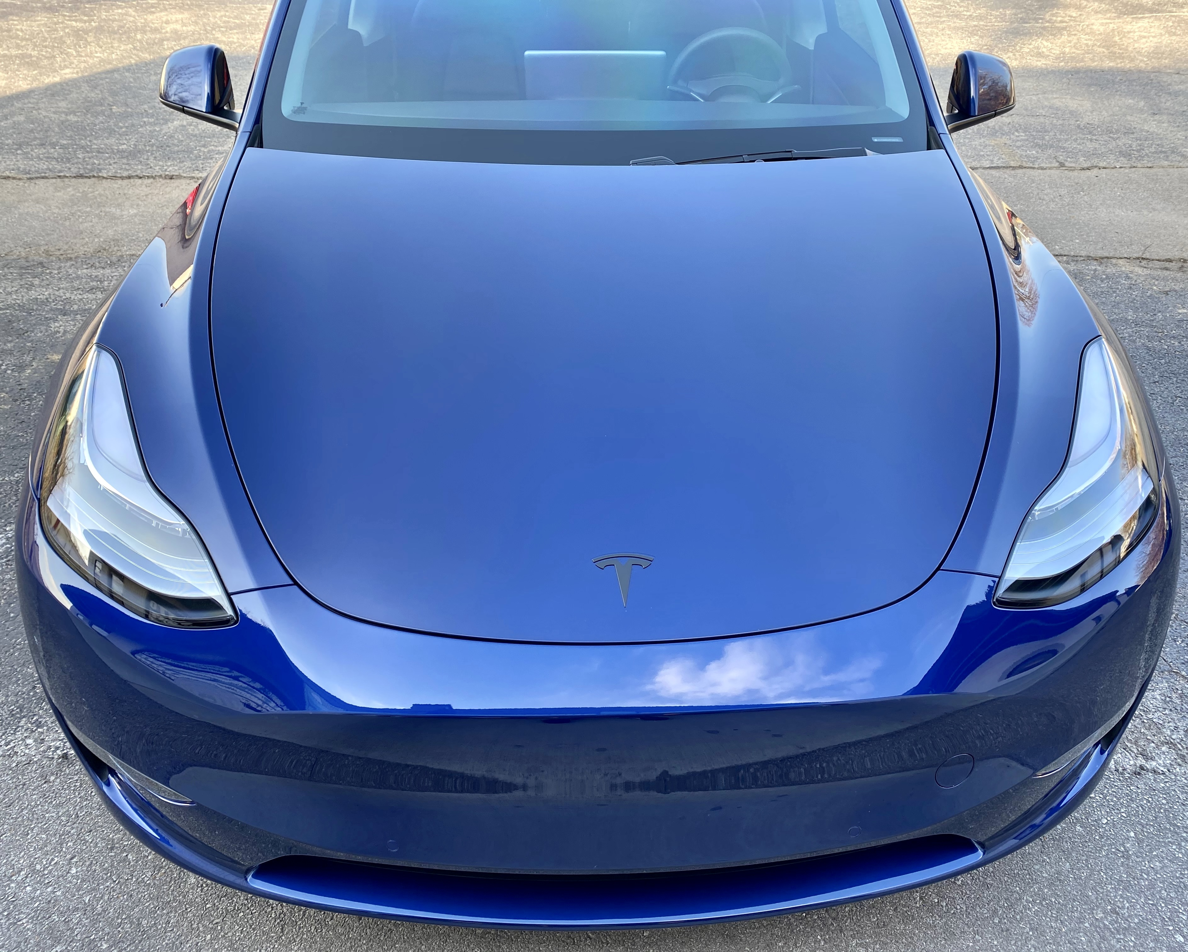 Tesla model y paint protection film Kansas city