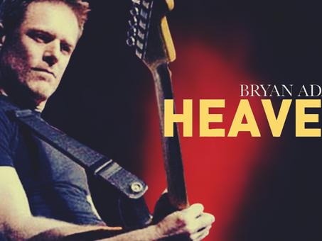 Bryan Adams - Heaven  [Cover] (DJ Marlon Remix)