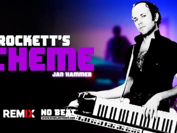 Jan Hammer - Crockett's Theme | TRANCE | By. Laser Soundz Cover