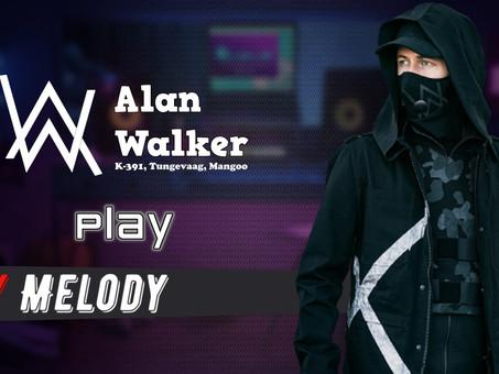 Alan Walker, K-391, Tungevaag, Mangoo - PLAY | Remix By. Vitinho AP