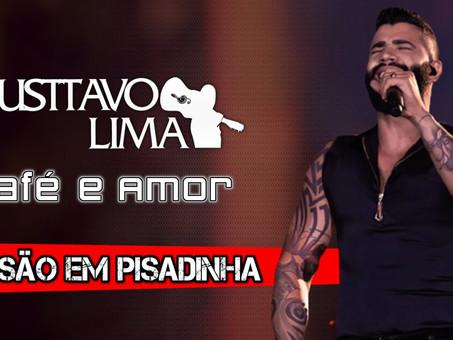 Gusttavo Lima - Café e Amor | Versão em Pisadinha | By. Wagner Araujo [Remix]