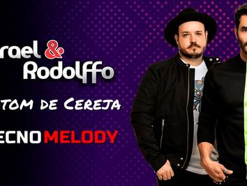 Israel & Rodolffo - Batom de Cereja | Versão Tecno Melody | By. DJ Junior Sales Remix