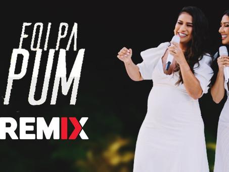 Simone & Simaria - Foi Pá Pum | Sertanejo Remix | By. Marcelo Mix