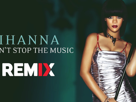 Rihanna - Don't Stop The Music | Musica Eletrônica | By. Ice & Nitrex Remix