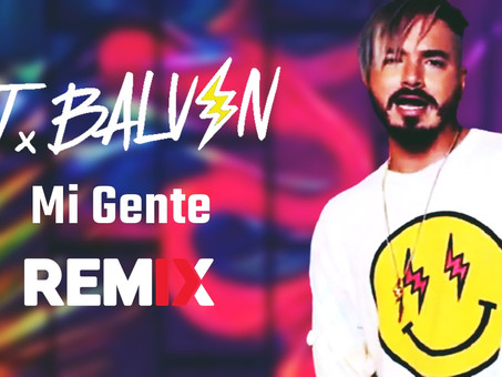 J Balvin, Willy William - Mi Gente | Future Bass | By. OnOffJD Remix