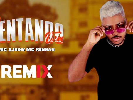 MC 2Jhow MC Rennan - VEM SENTANDO VEM   Eletro Funk Remix   By. DJ Batata CWB
