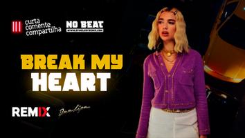 Dua Lipa - Break My Heart | TRAP | By. Nir Remix