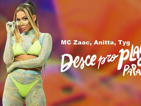 MC Zaac, Anitta, Tyga - Desce Pro Play (PA PA PA)   Eletro Funk Remix   By. DROPR