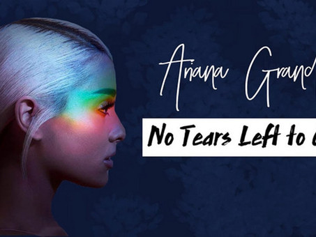 Ariana Grande - No Tears Left to Cry Feelings (Albert Vishi Remix)