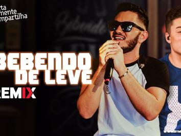 Lucca e Roberto - Bebendo de Leve | Sertanejo Remix | By. DJ Cleber Mix