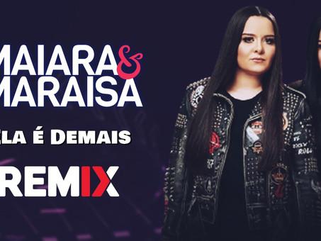 Maiara e Maraisa - Ela é Demais | Sertanejo Remix | By. DJ Cleber Mix