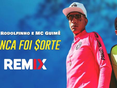MC Rodolfinho e MC Guimê - Nunca Foi Sorte   Dance Comercial   By. ÁLLEF FERREIRA Remix