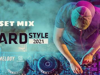 SET MIX   As Melhores Musicas Eletrônica   HARD-STYLE   By. Samuka Perfect