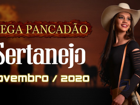 Mega Pancadão Sertanejo | Eletronejo | Novembro 2020