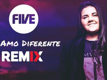 Yasmin Santos - Eu Amo Diferente   Sertanejo Remix   By. DJ Cleber Mix