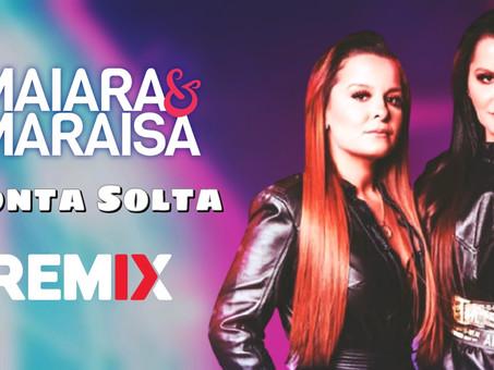 Maiara e Maraisa - Ponta Solta   Sertanejo Remix   By. DJ Sander In The Mix