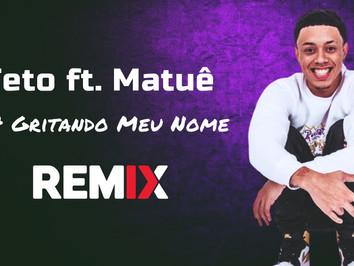 Teto ft. Matuê - M4 Gritando Meu Nome   Remix Eletrônica   By. LUUUK REMIX