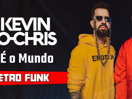 Dennis DJ e Kevin o Chris - É o Mundo   Eletro Funk Remix   By. Gabe Pereira
