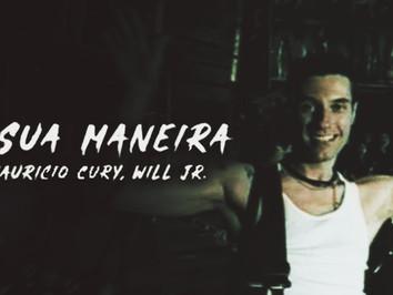 Mauricio Cury, Will Jr. - A Sua Maneira   Capital Inicial Cover   MPB Remix