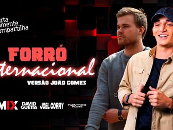 FORRÓ INTERNACIONAL #004 | Vesão João Gomes | Heroes Tonight, David Guetta,  Twenty One Pilots